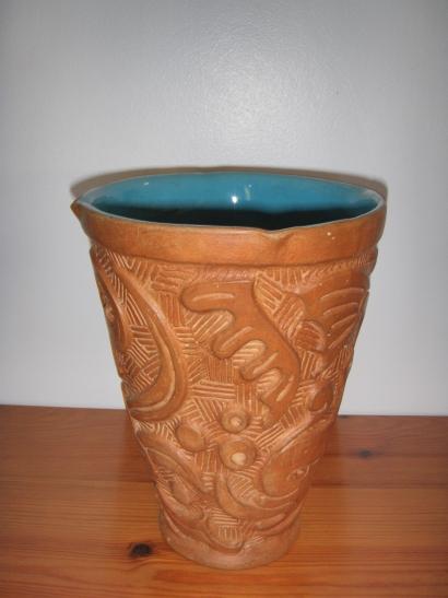 italian vase